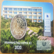 Thirty years of existence of the Cyprus Institute of Neurology and Genetics 2020- B.U coin in a card