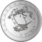 Cyprus entry to the eurozone (silver)